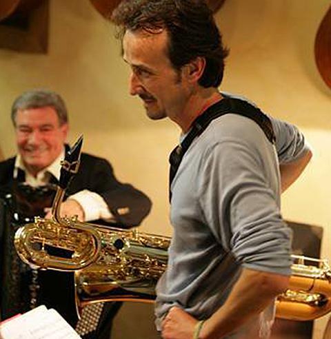 Marcel Azzola & Michel Supéra
