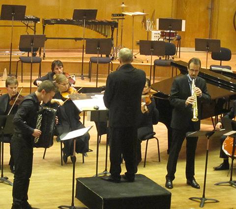 Concert-Création d'inspiration bulgare