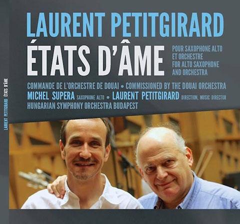 """CD """"Etats d'âme"""""""