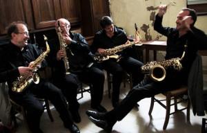 """Le """"Quatuor Inédits"""""""