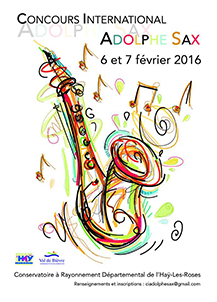 Concours International Adolphe Sax