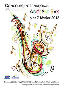 Concours International Adolphe Sax