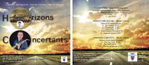"CD ""Horizons Concertants"""