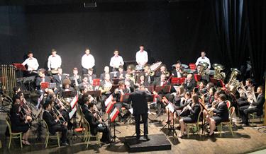 Concert en Calabre