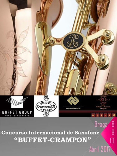 International Competition for Saxophone Buffet Crampon