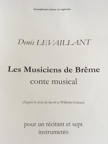 """Conte musical """"Les Musiciens de Brême"""""""