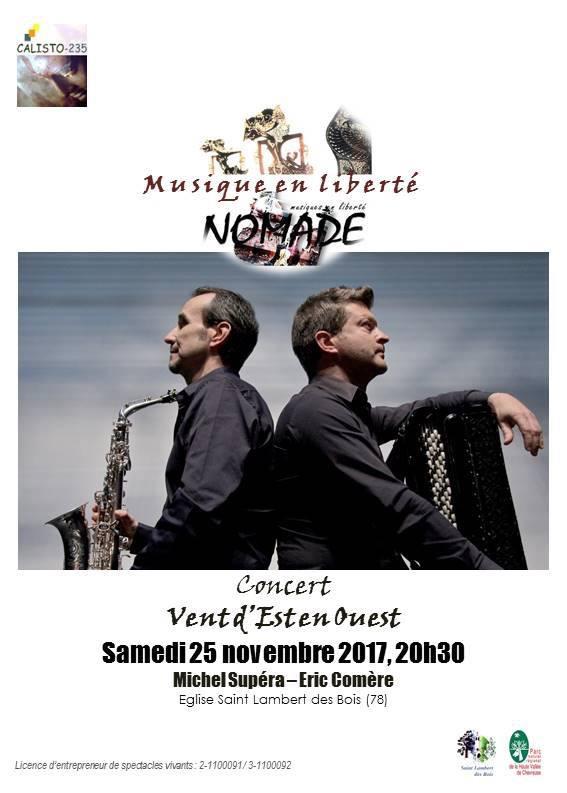 Concert du Duo Supéra-Comère