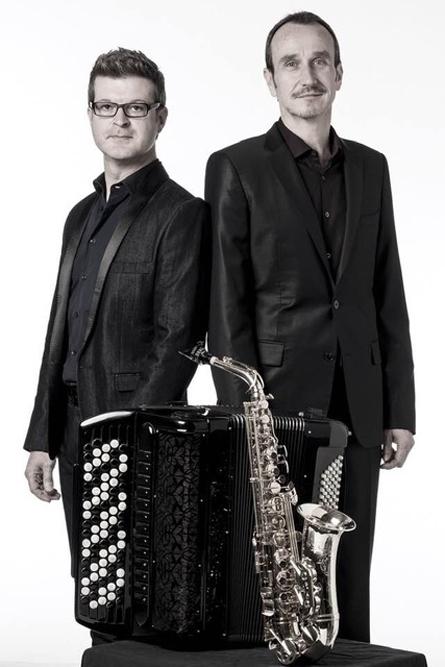 Michel Supéra et Eric Comère
